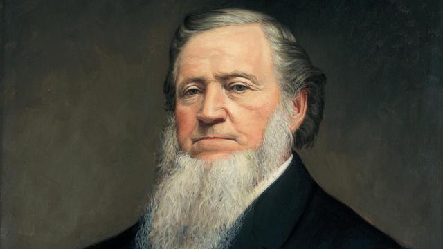 Image of Brigham Young
