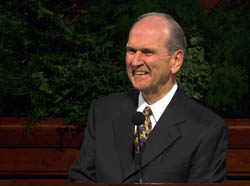 Image of Russell M. Nelson