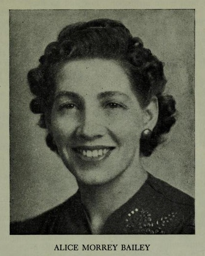 Image of Alice M. Bailey