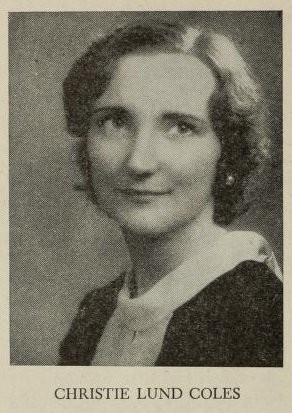 Image of Christie Lund Coles