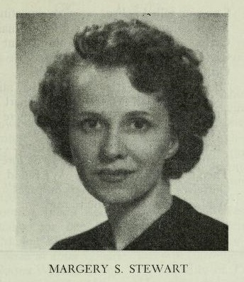 Image of Margery S. Stewart