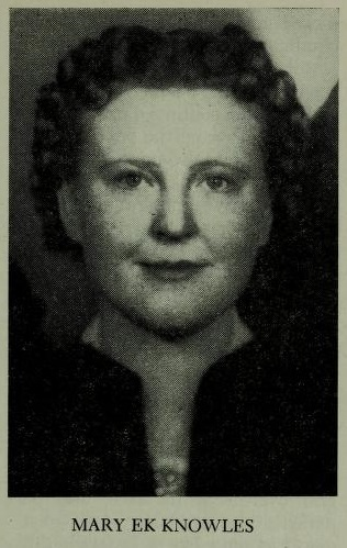 Image of Mary Knowles