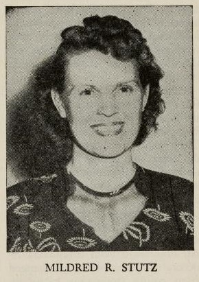 Image of Mildred R. Stutz