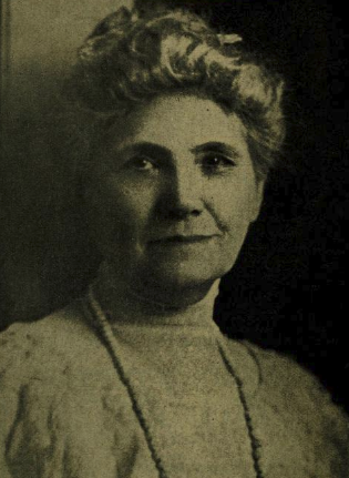 Image of Elizabeth Claridge McCune